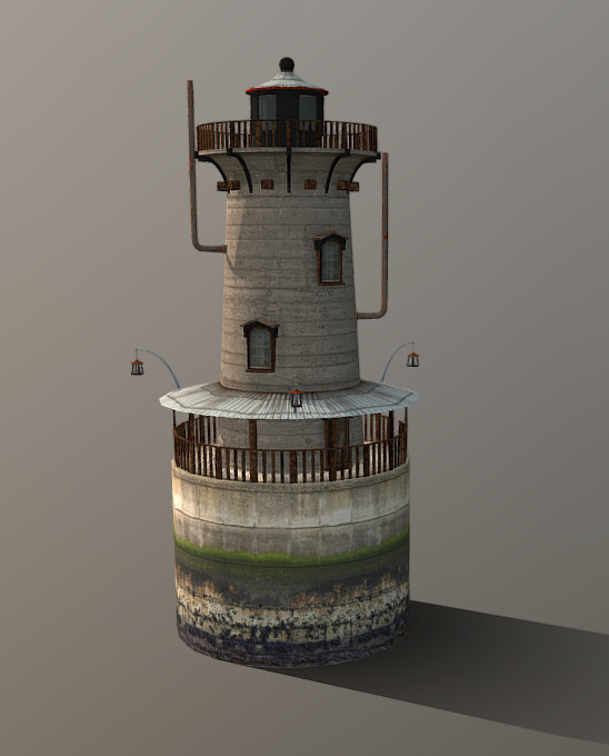 Jordan cameron lighthouse 2