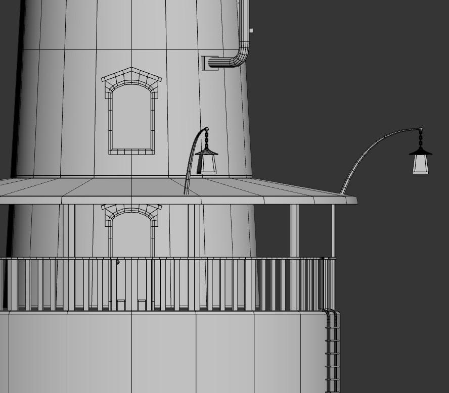 Jordan cameron lighthouse 2