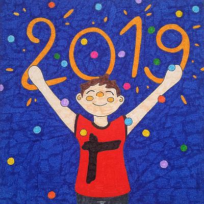Audrey schindler bonne indo annee 2019
