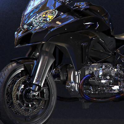 Ying te lien fantasy motorcycle01
