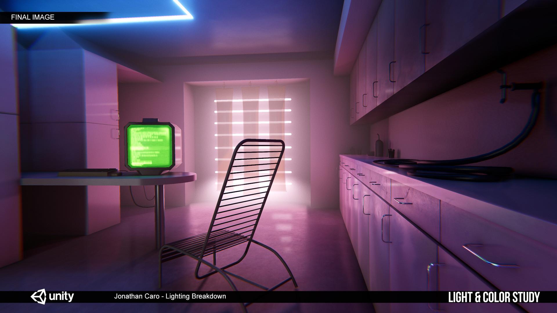 Jon Caro: Environment - Lighting Artist - Lighting Breakdowns