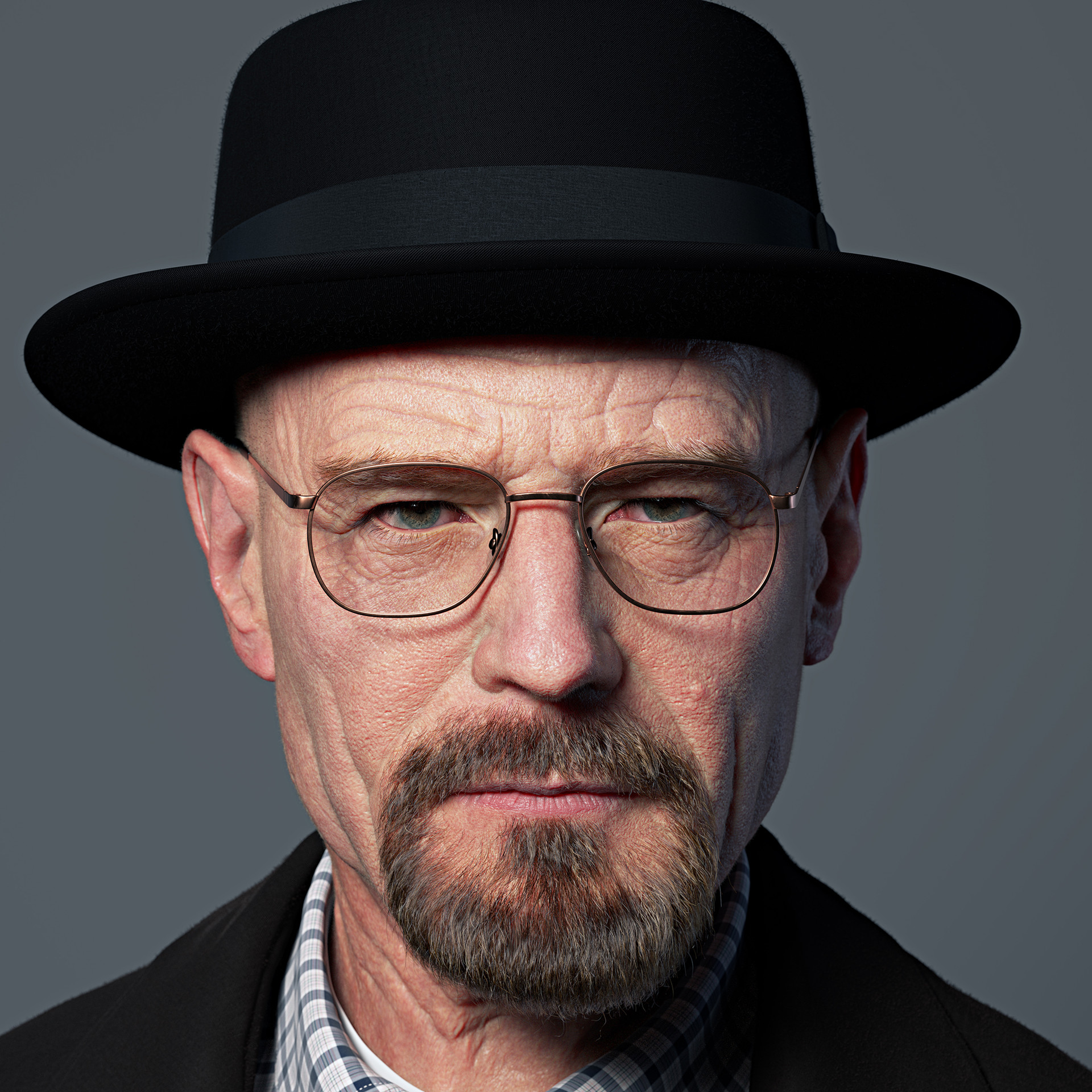 Abdelrahman kubisi front hat