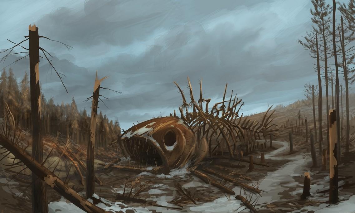 Deathforestation