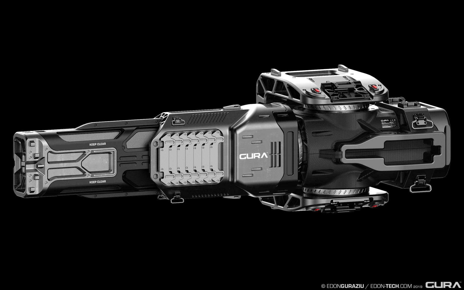 Edon guraziu laser canon image b
