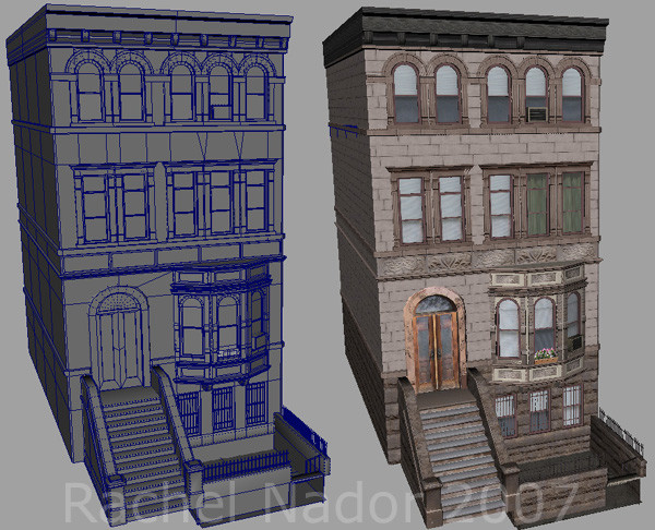 Rachel nador brownstone wire compare