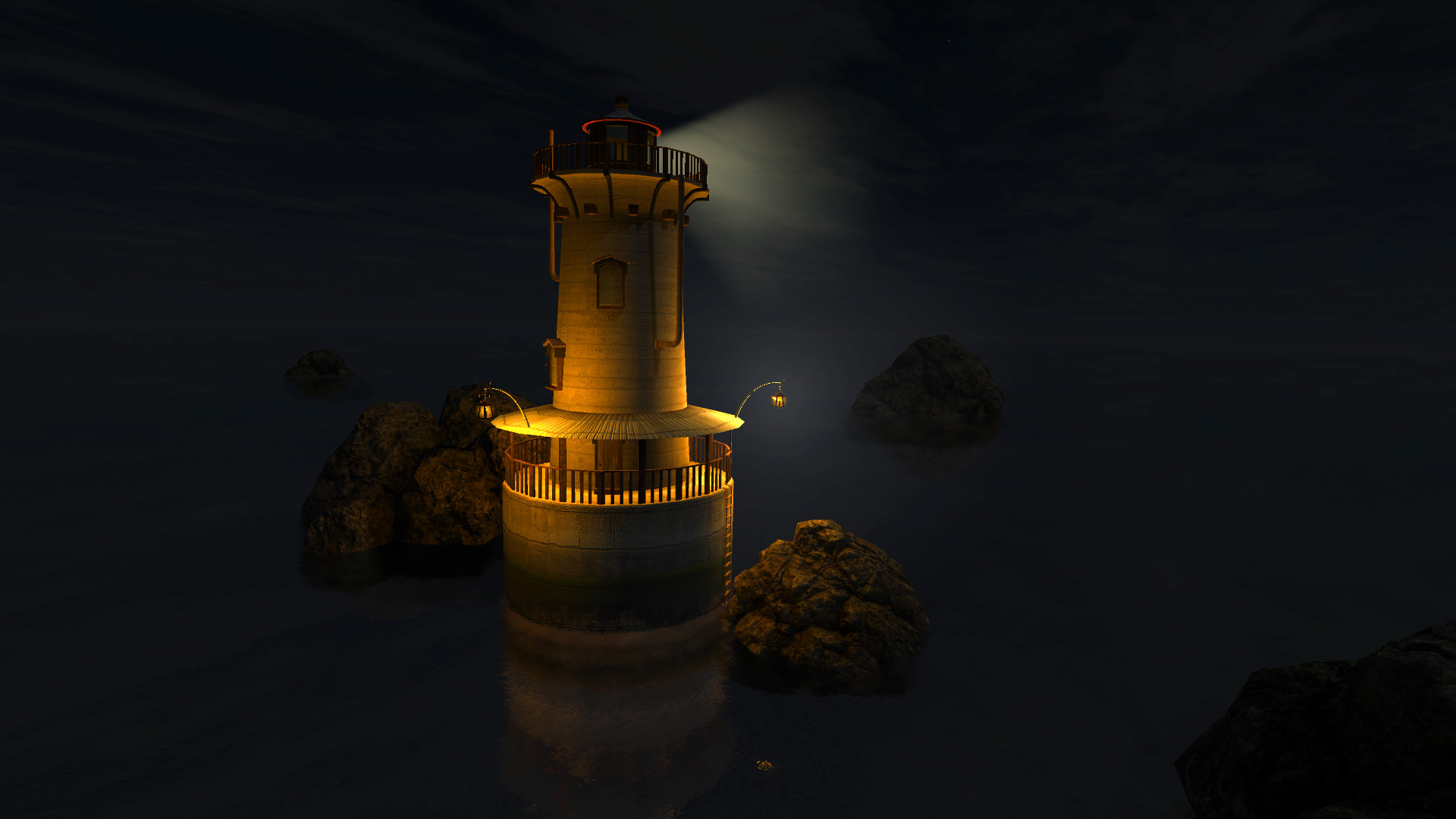 Jordan cameron lighthouse 4