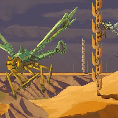 Matthew akin nz makin portfolio dragonfly 1