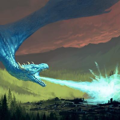 Eben schumacher dragon blast final
