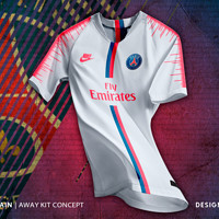 9748fe02d ArtStation - Atletico Madrid - Away Kit 19 20 Concept