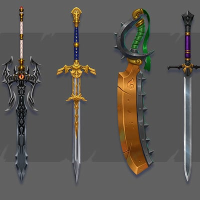 Travis lacey swords