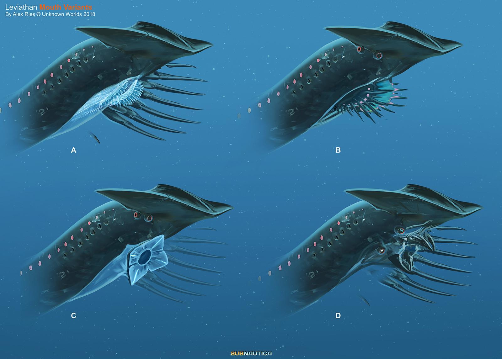 ArtStation - Shadow Leviathan, Alex Ries