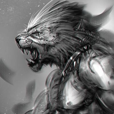 Benedick bana lion roar finalchanged lores