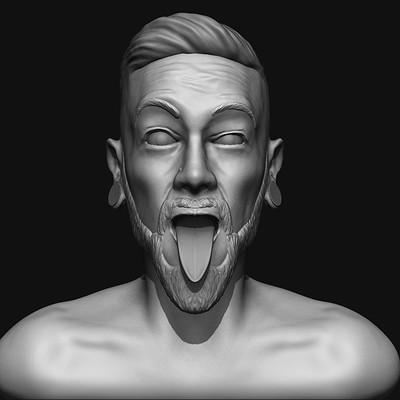 Weilun chin headexpressions