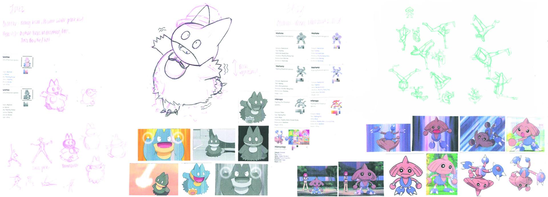 8699c0853 ArtStation - UNIQLO x Pokemon Competition | Entry pieces, Constance Tng