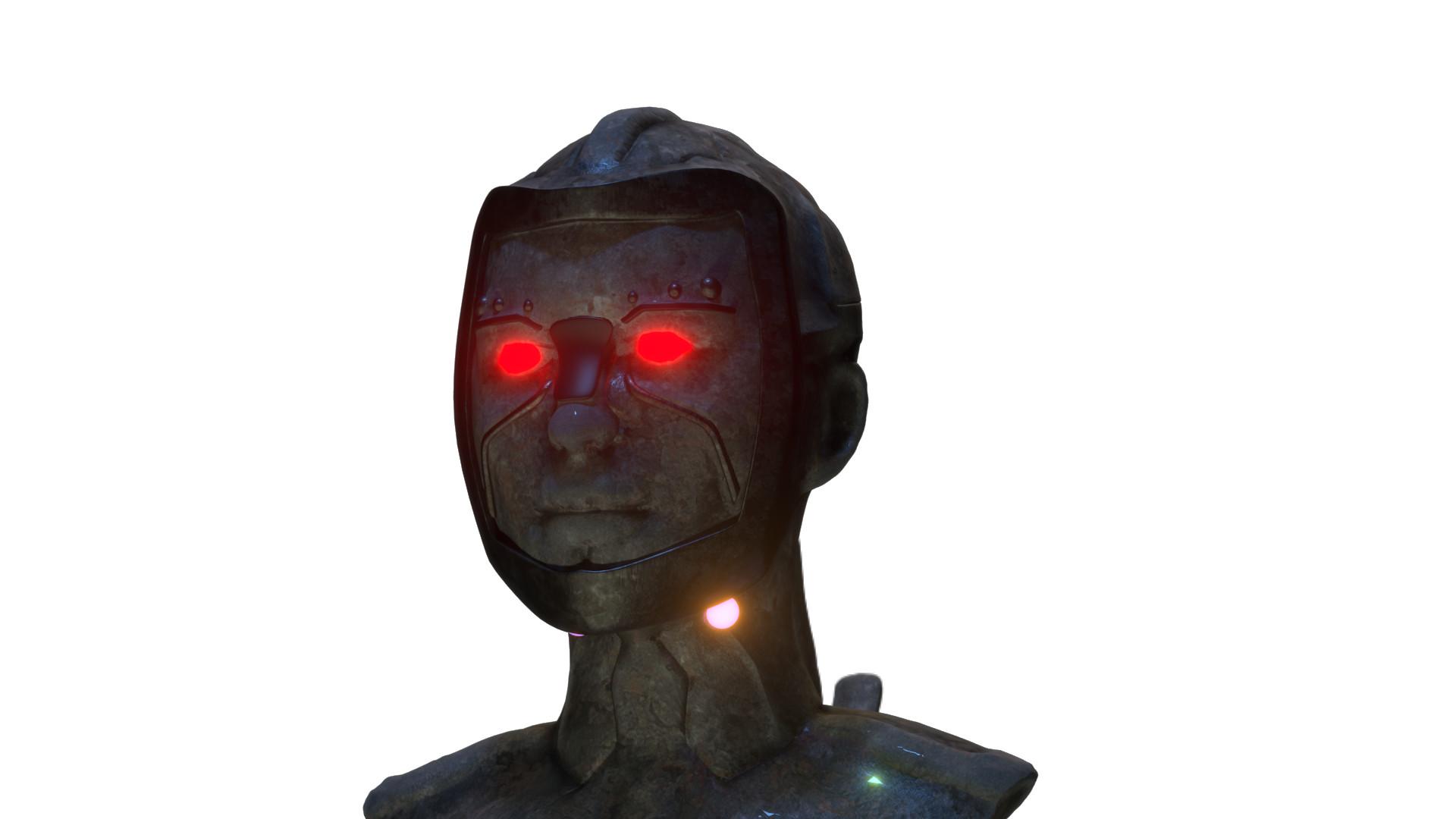 Kris hyde robot f2
