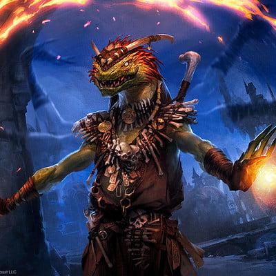 Svetlin velinov immolation shaman