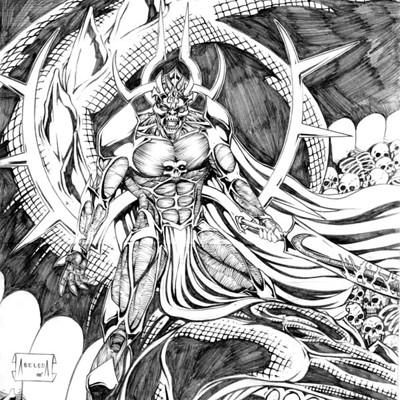 Armando abeleda spawn godslayer by mannieboy