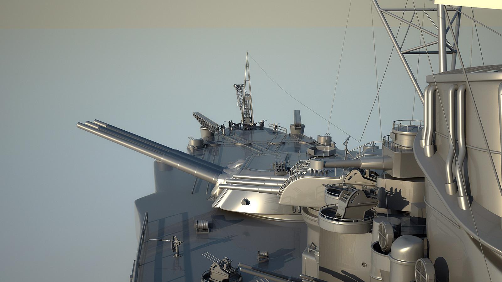 Paweł Hyciek - Yamato-class battleships