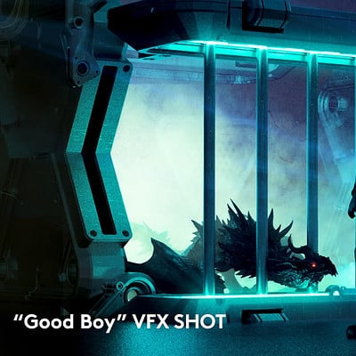 """Good Boy"" VFX SHOT BREAKDOWN"