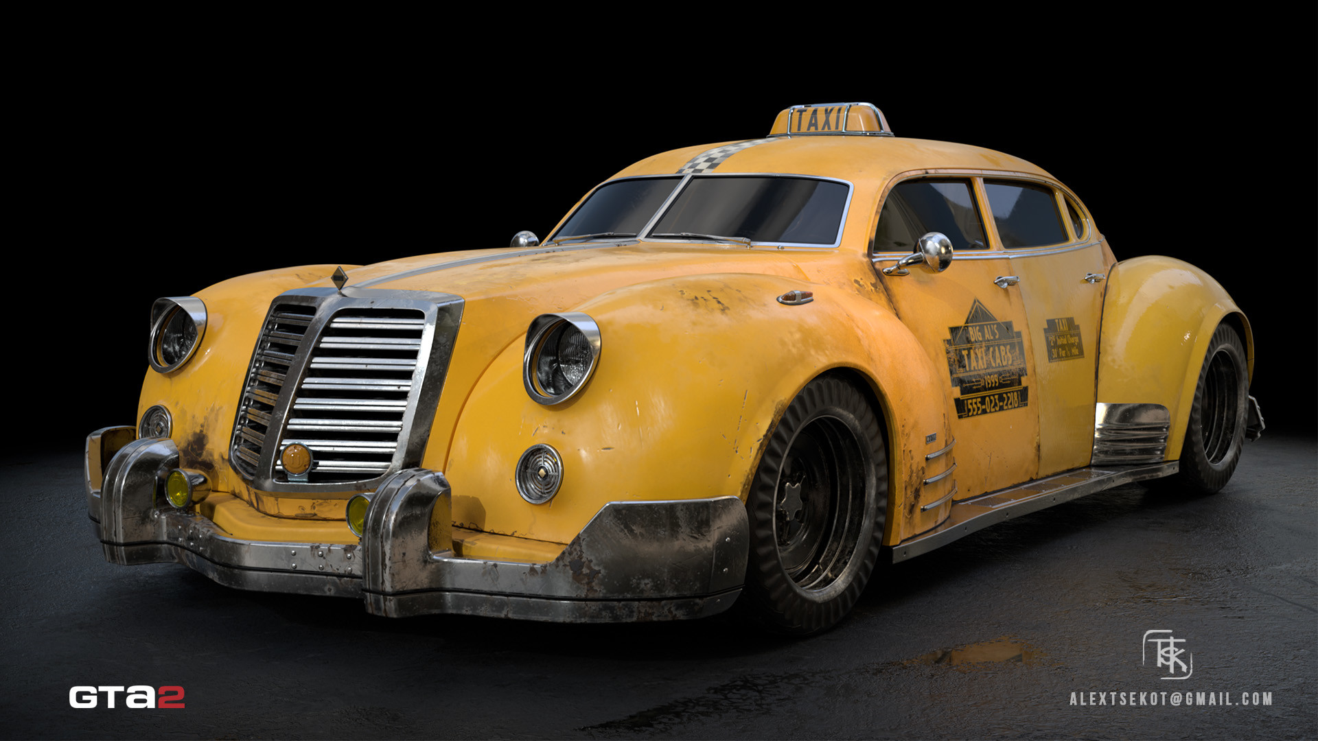 Alex tsekot taxi xpress 2