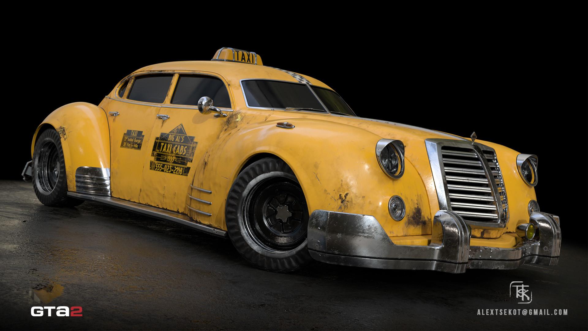 Alex tsekot taxi xpress 1