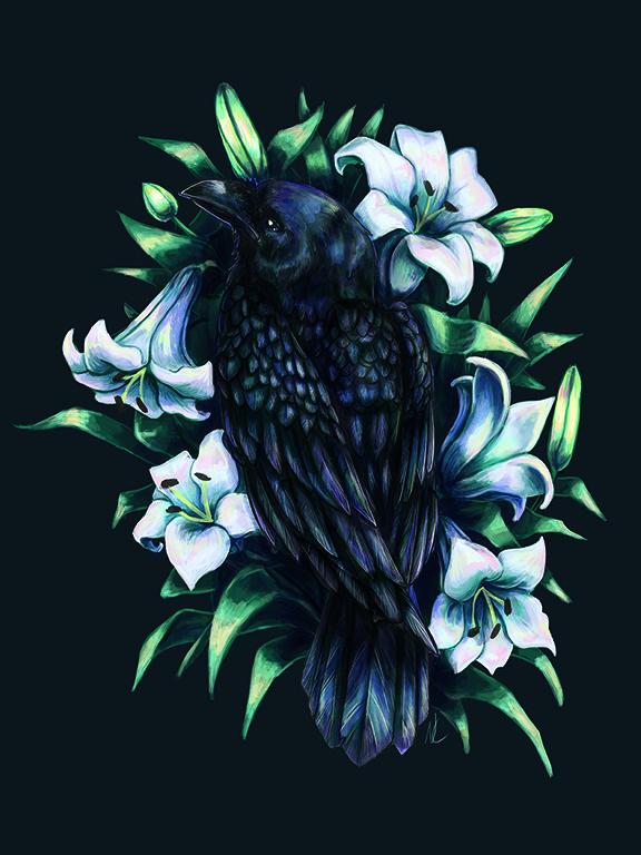 Darling Raven