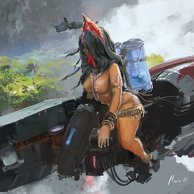 Sergey musin heaven ride3