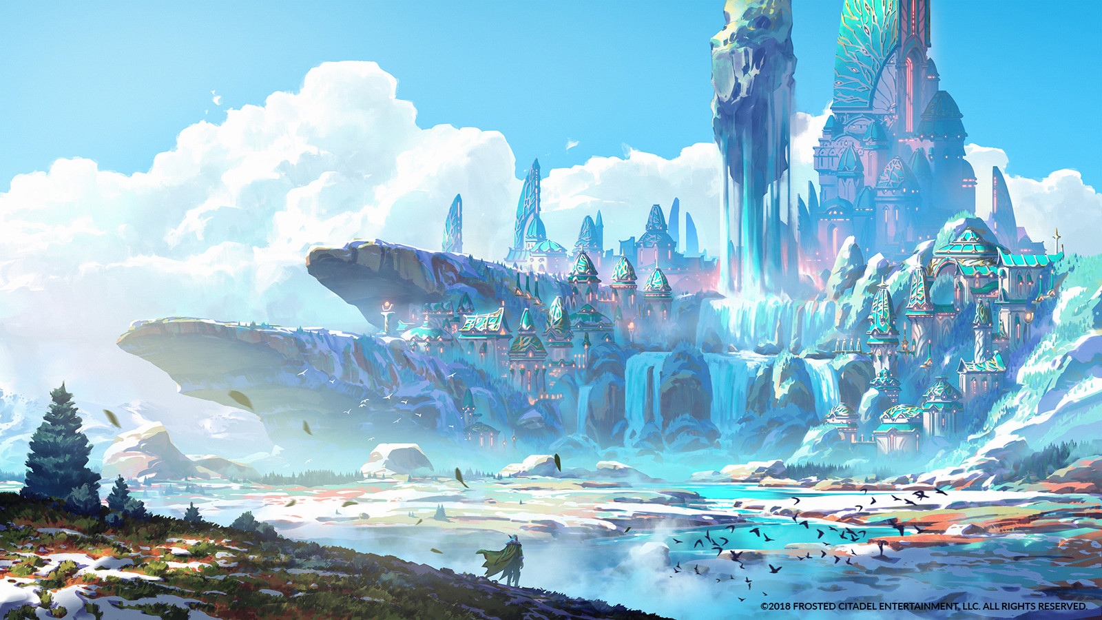 Frosted Citadel