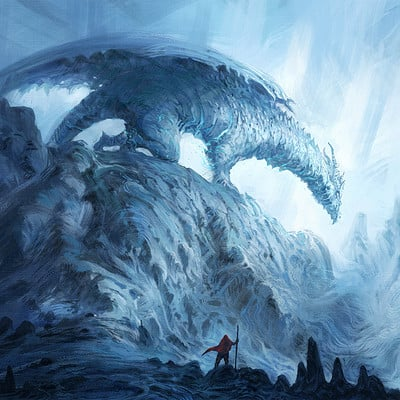 Jorge jacinto ice dragon resized