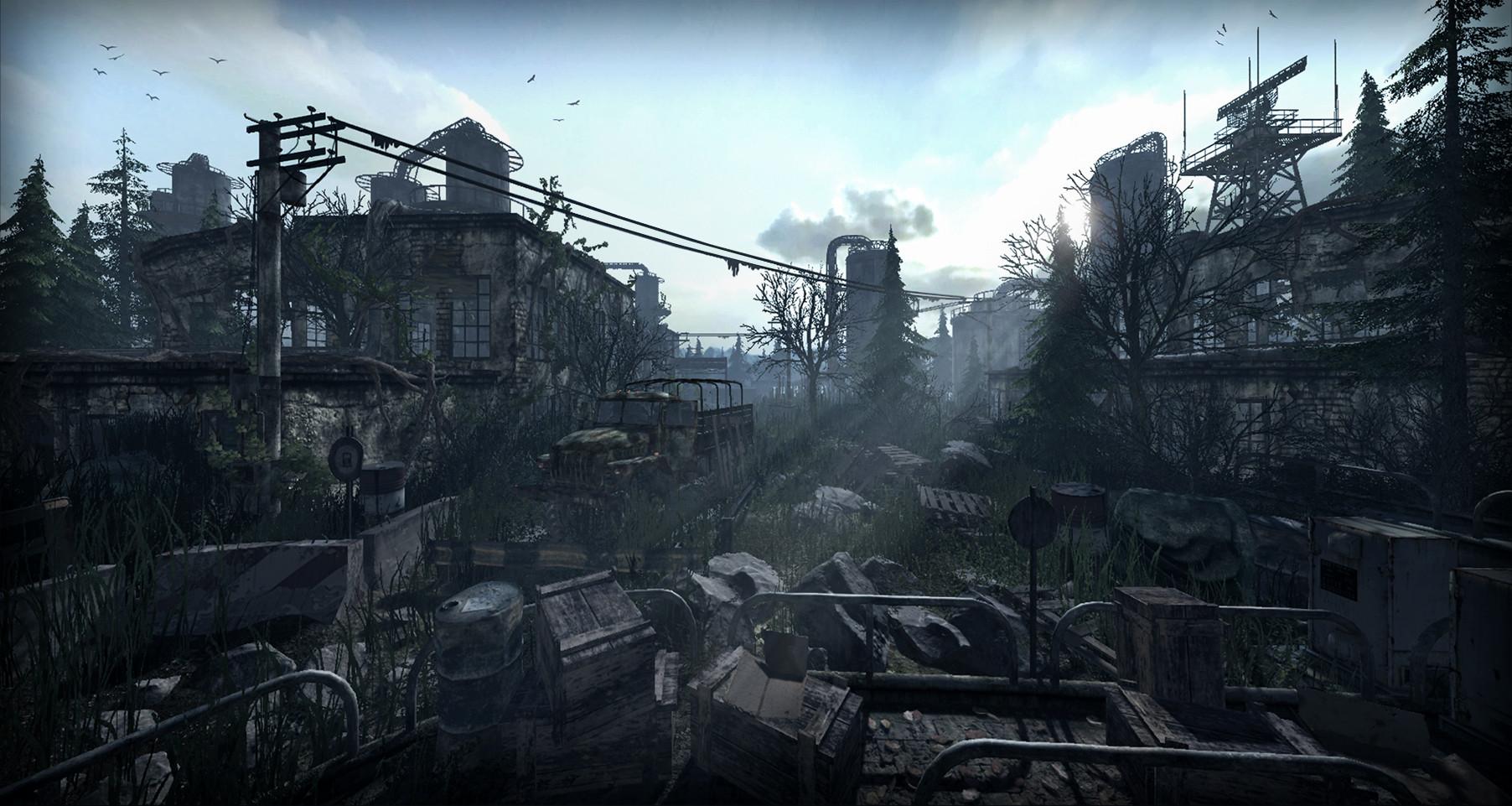 Robert max ramirez abandoned factory 2