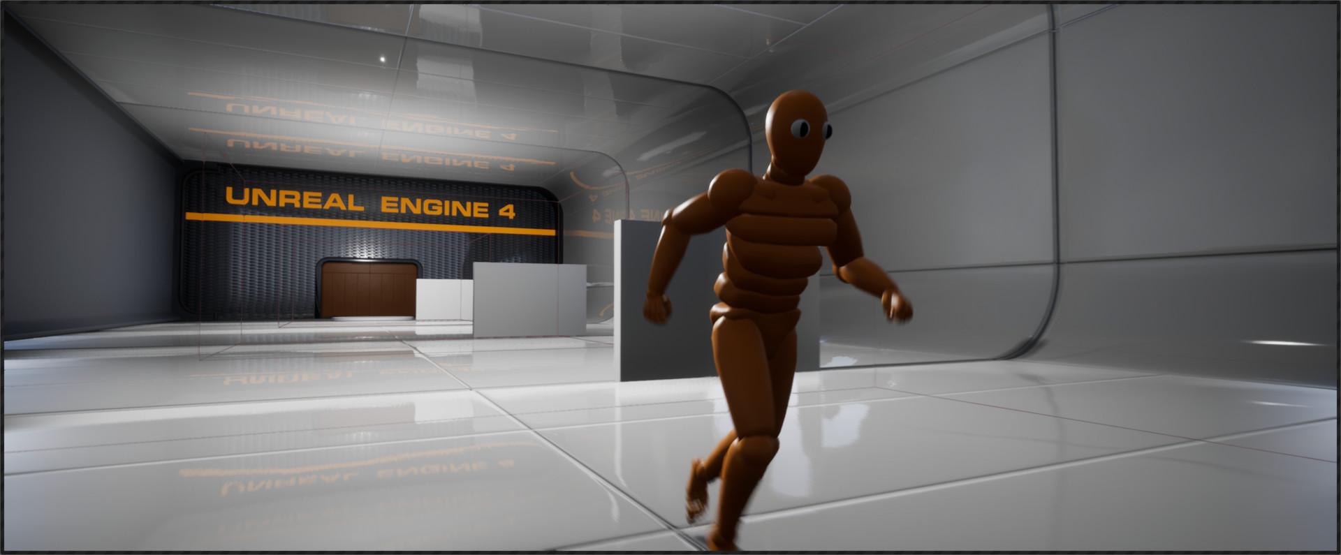 ArtStation - Anim-Tech | UE4 Technical Character Kit