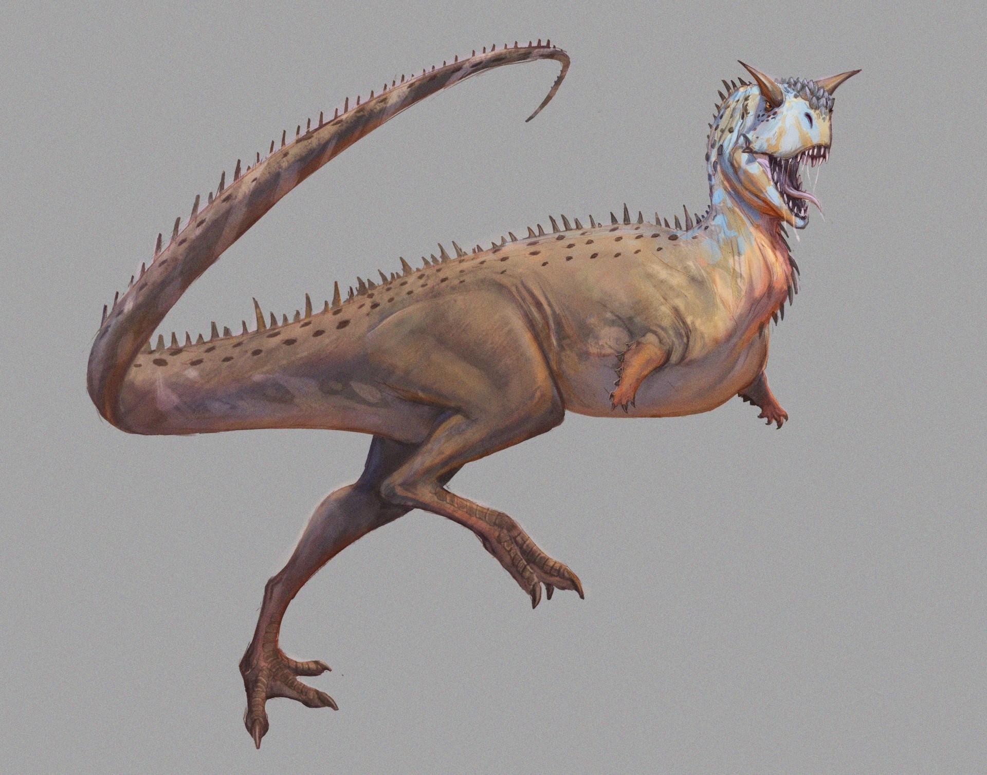 Pablo rivera carnotaurus
