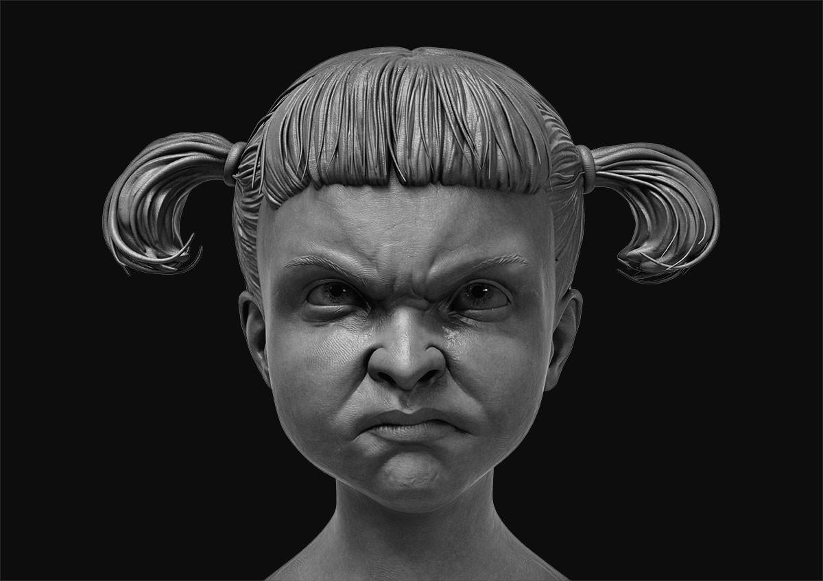 Anger - Female