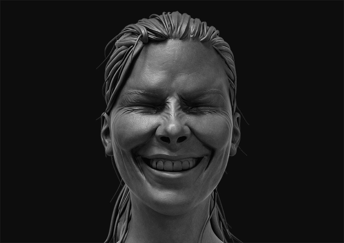 Happiness - Female
