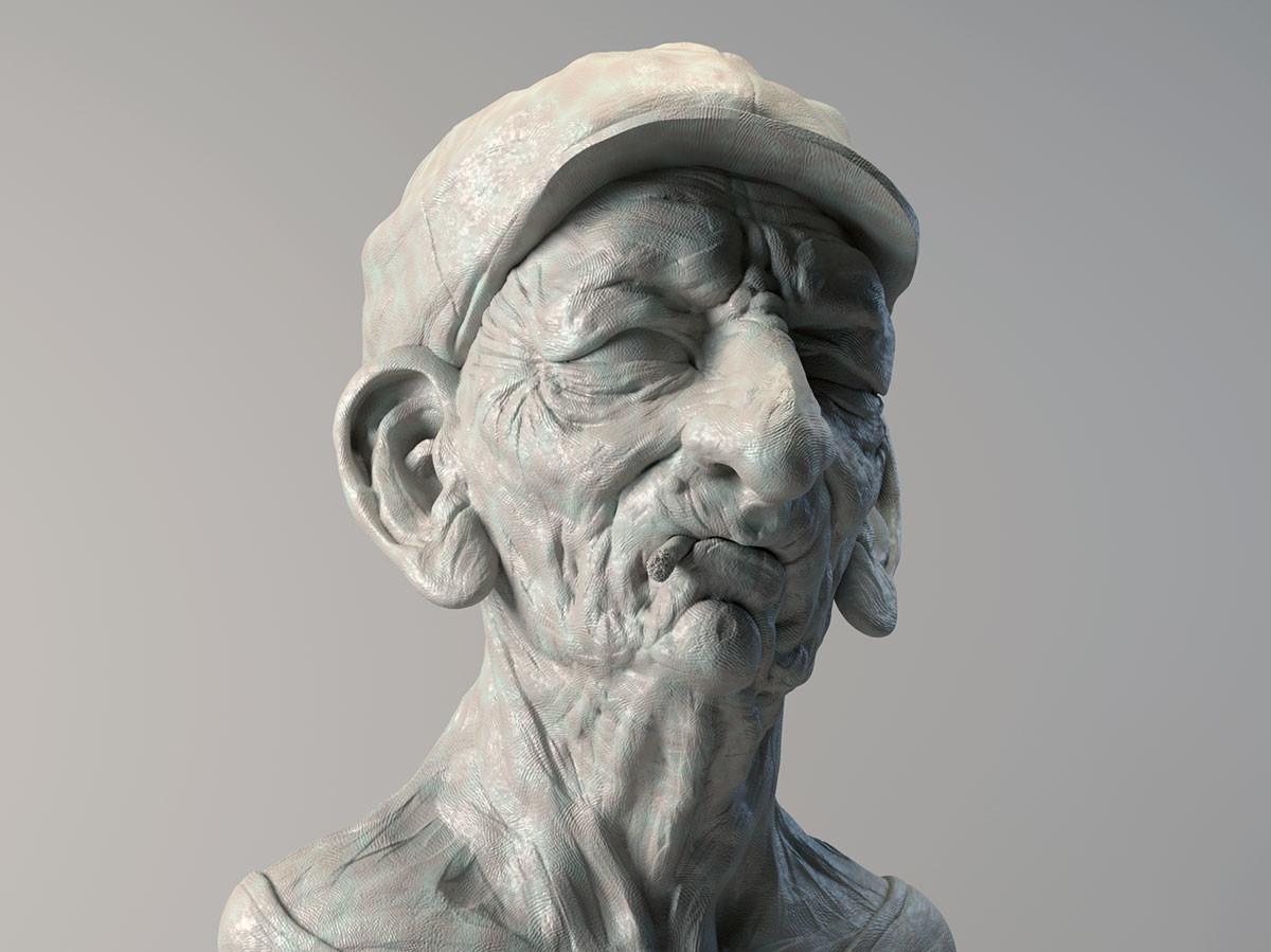 Pablo munoz gomez the sailor render 2