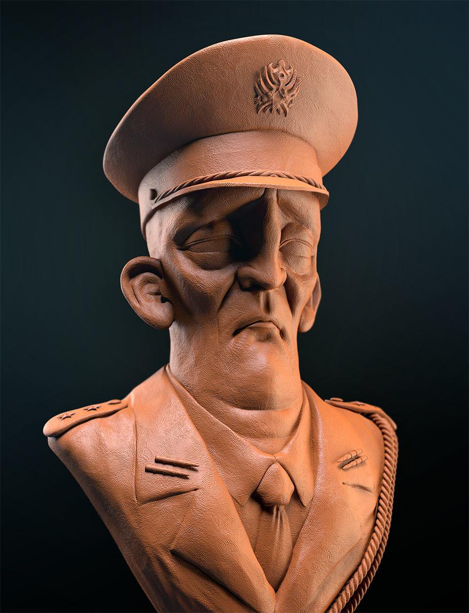 Pablo munoz gomez the general