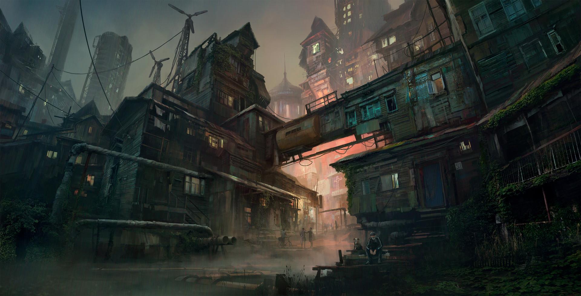 Sergey vasnev slums final