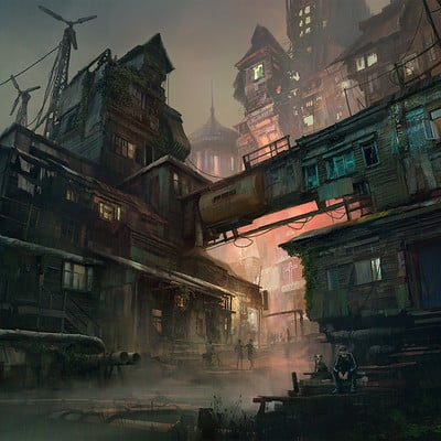 Sergey vasnev slums final