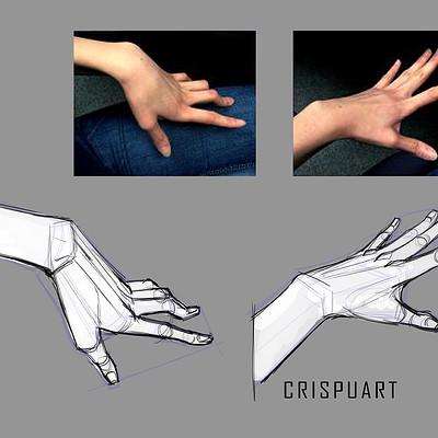 Koh zhi lin hand studies 01