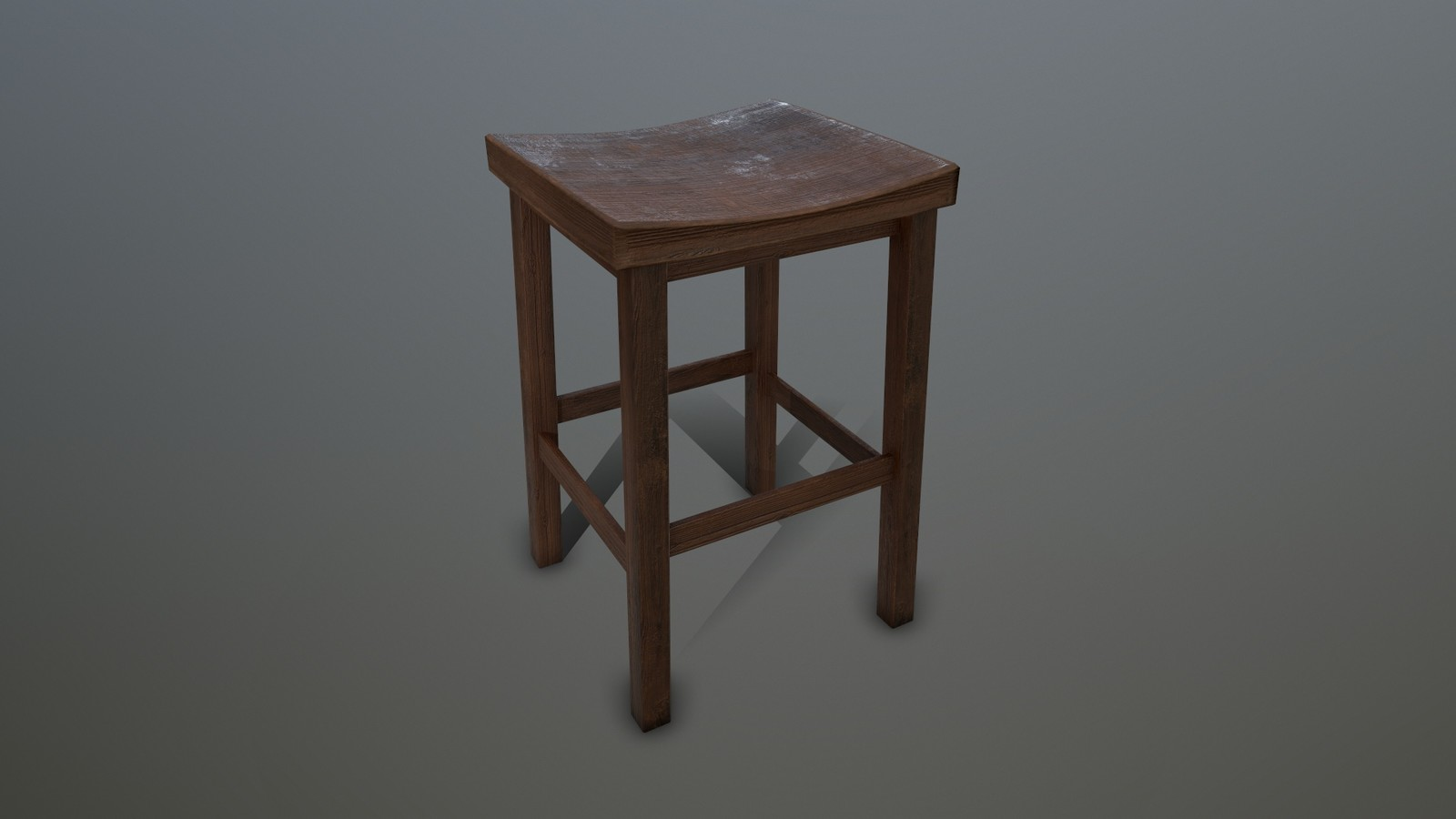 A simple stool prop I made