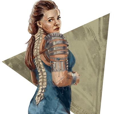 Sefie rosenlund spine girl