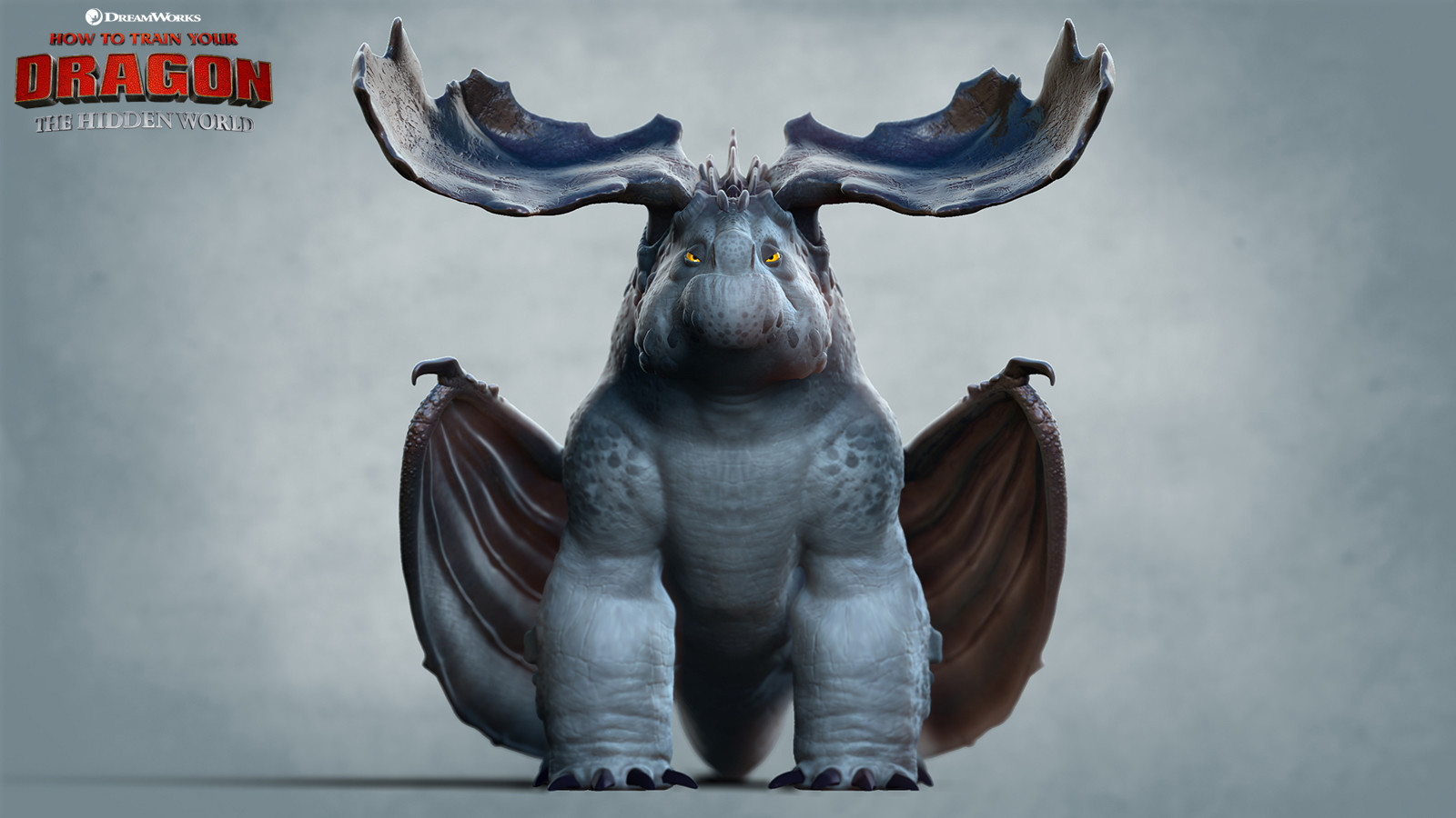 Artstation How To Train Your Dragon The Hidden World Crimson Goregutter Dragon Charles Ellison
