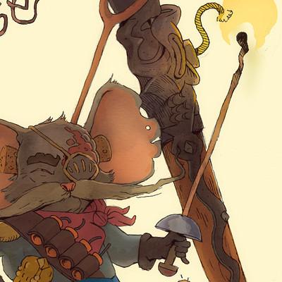 Victorin ripert mouse