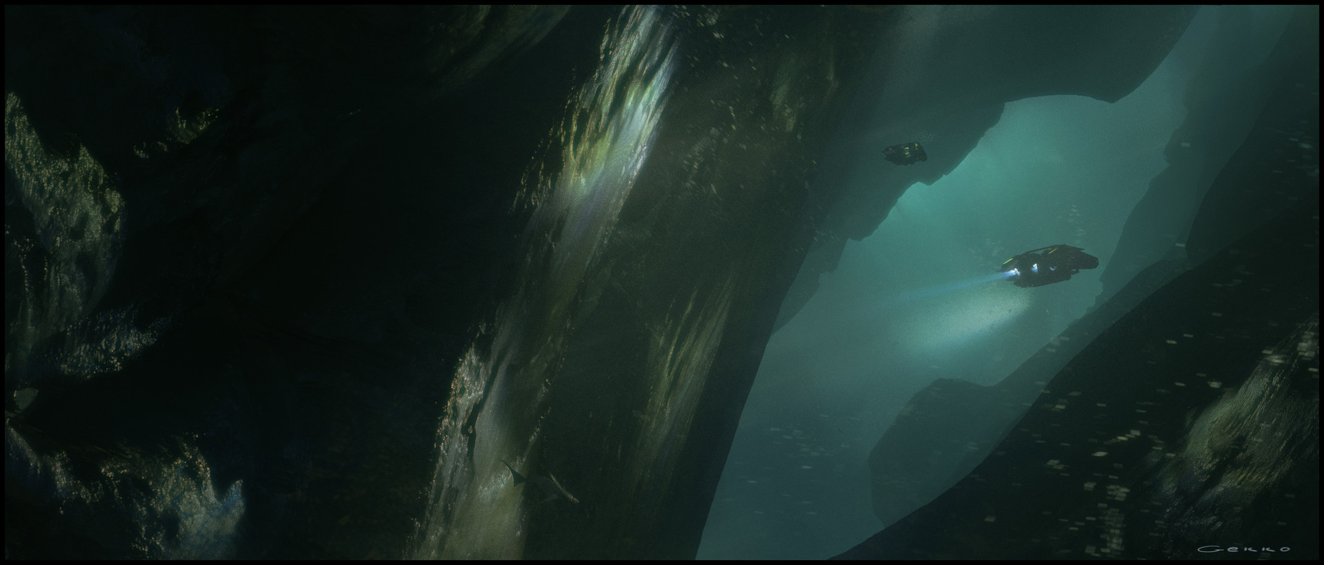 Nicolas gekko the abyss 14