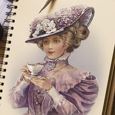 Axana zasorina sketchbook mockup 2