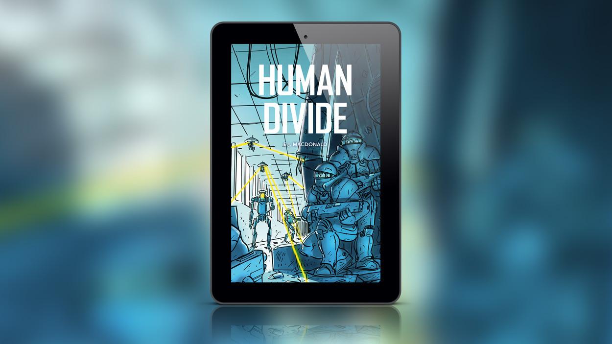 Ronnie jensen ebook mockup humandivide