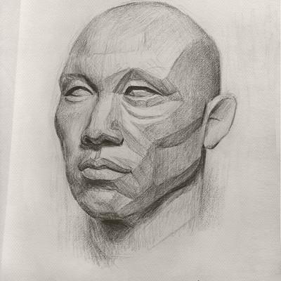 Guillermo kelly sketch hex med