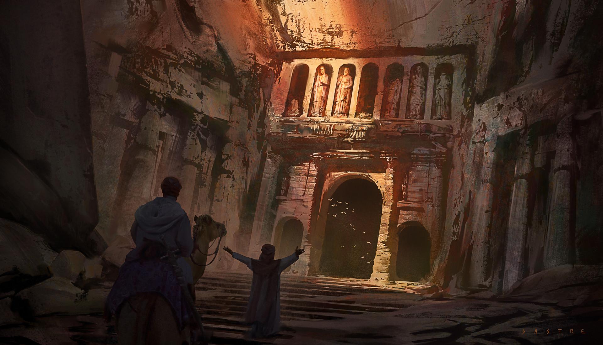 Miguel sastre tolonte temple