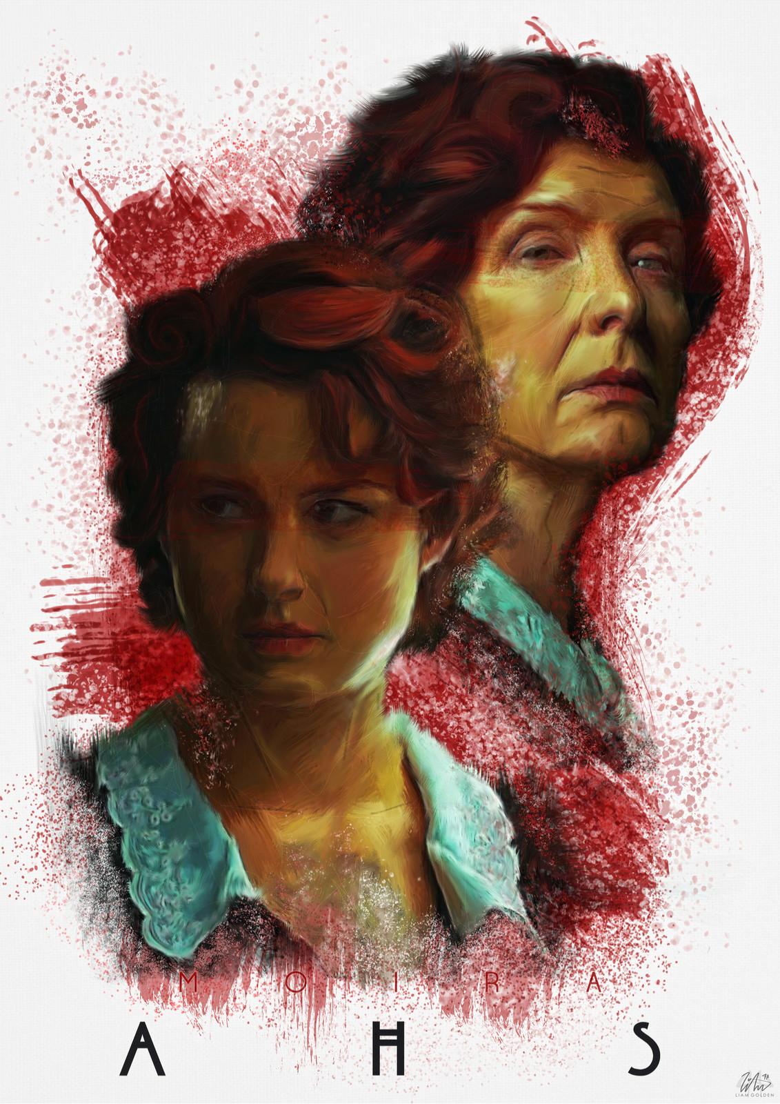 American Horror Story - Moira
