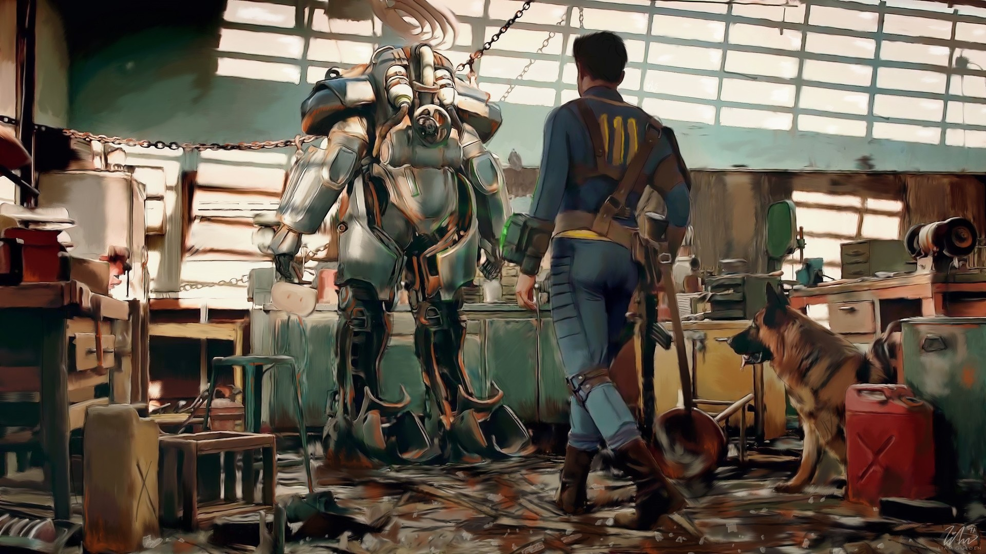 Liam golden fallout 4 discover 08 h1600